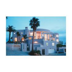 Malibu Real Estate : Malibu Homes : Malibu Beach Luxury Real Estate found on Polyvore