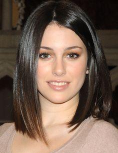 peinado, bob, medias melenas, cortes media melena, pelo, hair, medium, cabello media melena, blanca suarez