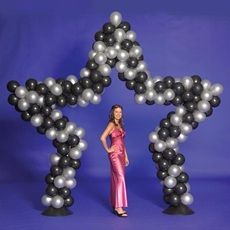 Star Balloon Arch Ki