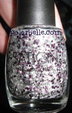 Sation Nail Lacquer polish