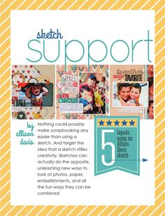 ISSUU - CREATE: Issue 1, January 2014 by Scrapbook Generation
