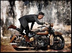 car, kickstart, vintage motorcycles, biker chick, biker girl