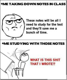 7eaaStudying-my-own-notes-for-an-exam