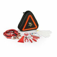 Minnesota Vikings Roadside Emergency Kit