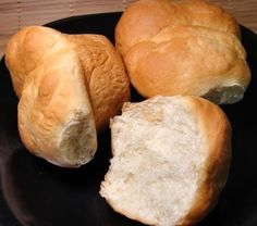 """Just Like Lambert's """"throwed"""" Rolls - Copycat. Photo by diner524"""