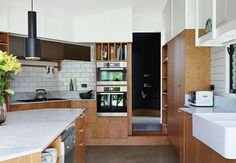 Smart Designs for Small Kitchens