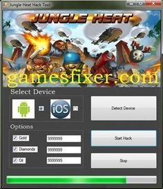 Jungle Heat Hack http://gamesfixer.com/jungle-heat-hack/