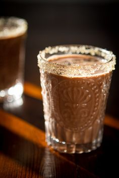 The absolute CREAMIEST vegan Mocha Hot Chocolate ever!