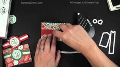 Stampin' Up Gift Card Envelope Dies available Aug 28th. Fun way to roll out a bunch of gift card holders!  Details on my blog http://lindastamps.wordpress.com/2014/08/02/sneak-peek-gift-card-thinlits-video/