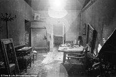 World War II History Apr 30, 1945 - With Russian shells falling on Berlin, Hitler marries his mistress Eva Braun in his bombproof Berlin bunker. He then poisons her and kills himself. His remains are never recovered leading to one of the biggest conspiracy theories in history