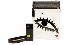 Lulu Guinness Autographer Camera Bag | review at coolmomtech.com (yes, that's a camera. And a bag)