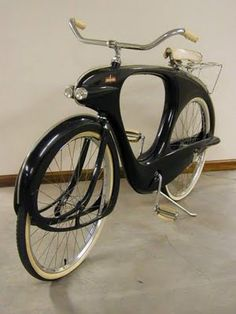 1946 Spacelander electric bike