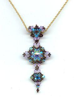 Venezia Cristal Pendant Pattern