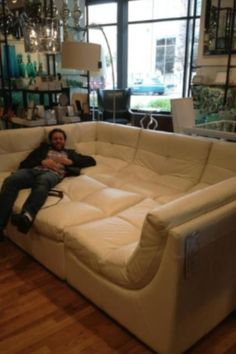 decor, comfi couch, futur, big couchs, dream, big couches, basement, awesom, furnitur
