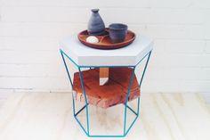 Linzi side table by Luschia Porter. #australian #design