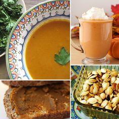 Healthy Pumpkin Recipes For Breakfast, Dinner, and Dessertfitsugar.com