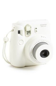 Take and develope photos instantly! With the Fujifilm 'instax mini 8' Instant Film Camera available at #Nordstrom