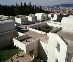 Fundación Joan Miró. Barcelona