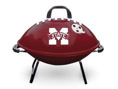 Grill in style. MSU style