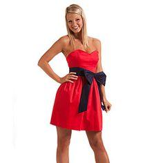 grahamgameday dress, hotti toddi, style, football season, game day dresses, emma grahamgameday, colleg, ole, graham design