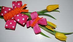 Butterfly Bows: Tutorial