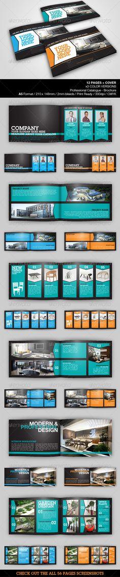 Architecture  Design A5 Catalog