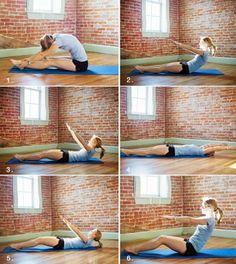 Fergie Pilates Workout