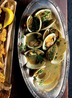 This classic Andalusian seafood dish is traditionally served with lots of crusty bread, to soak up the piquant broth. See the recipe » Tortillita De, Fritters, Saveur, Sherri Sauc, Camaron Shrimp, Shrimp Fritter, Gaditana Clam, De Camaron, Shrimp Recipes