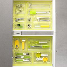 Linus™ Shallow Drawer Organizers | SALE $1.99 - $4.49
