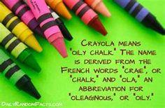 Random-Facts-Crayola-Crayons