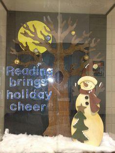 Reading Brings Holiday Cheer