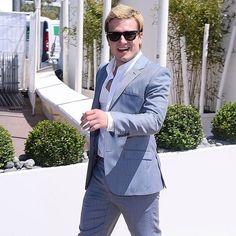 Love him. ♡Josh Hutcherson♡ at the Cannes Festival 2014 #JoshHutcherson #joshifer #mockingjay
