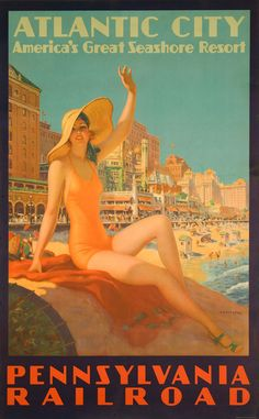 Atlantic City, 'La mejor costa de América'