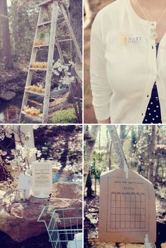 Shabby Chic Creekside Baby Shower