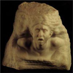 The storm - Auguste Rodin.  Art Experience NYC  www.artexperiencenyc.com