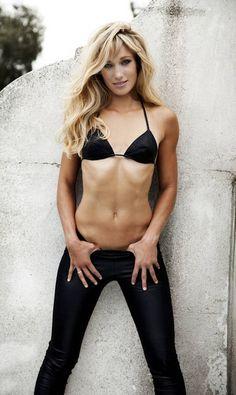 German Kickboxer Dr. Christine Theiss - 35-0-1