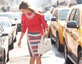 Cute pencil skirt! #SelfMagazine