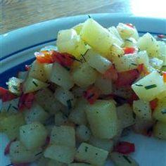 Butter Fried Potatoes Allrecipes.com