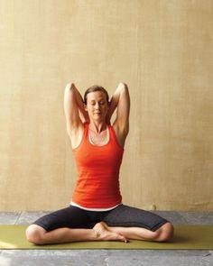 Third Breathing Posture