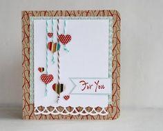Sarah Webb heart cards