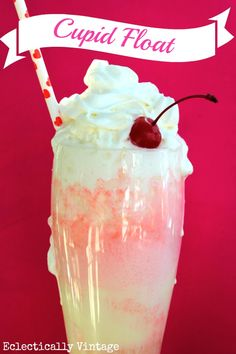 Make a Cupid Float -