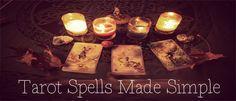 Manifest With Simple Tarot Spells
