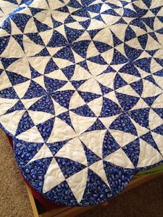 Sew Much Beauty: Winding Ways