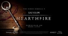 Build Homes In Skyrim With Hearthfire On September 4