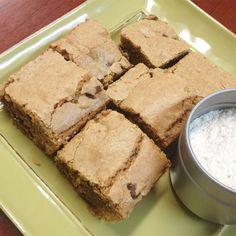 Gluten-Free Peanut Butter Chocolate Chip Bars