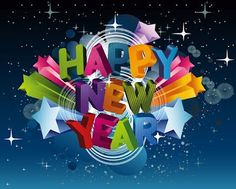 Happy new year my dear friends..