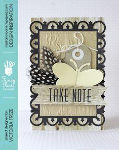 Take Note - Scrapbook.com