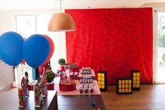 Spiderman Party with Lots of Awesome Ideas via Kara's Party Ideas | KarasPartyIdeas.com #SpidermanParty #SuperheroParty #Party #Ideas #Supplies (3)