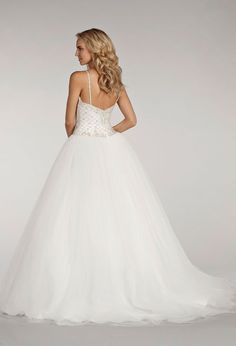 Bridal Gowns, Wedding Dresses by Lovelle By Lazaro - Style LL4403