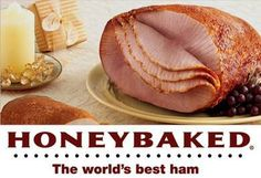 Honeybaked Ham!